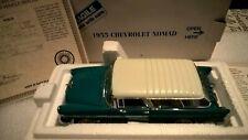 DANBURY MINT 1/24 CHEVROLET NOMAD STATION WAGON 1955