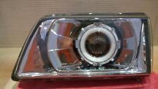 Opel Frontera A Replacement Clear Polycarbonate Glass Headlight Lens Pair 4mm