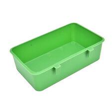 New listing Plastic Parrots Bird Bathtub Bath Clean Feeding Food Water Box Pet Toy-Acces Fs
