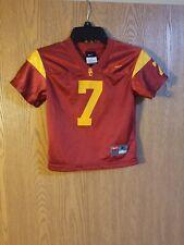Nike USC Trojans Toddler Football Jersey 3T EUC