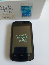 Alcatel One Touch Pop C1 4015 Bluish Black Unlocked 3.5""
