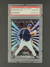 1996 Leaf Limited Rookies #2 Darin Erstad RC Rookie PSA 9 Only 2 Graded Higher