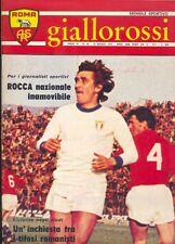 Giallorossi, Mensile Sportivo,marzo1975 Roma ,Rocca,calcio  R