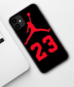 Michael Jordan Air Jumpman Protective Back Cover Case for iPhone 5 6 7 8 S SE XS