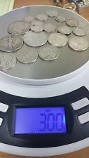 3OZ TROY Lot US 90% Silver Coins Halves, Quarters,Dimes Good/FAIR  SILVER