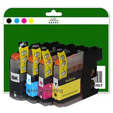 4 Cartuchos de tinta para DCP-J562DW MFC-J480DW MFC-J680DW MFC-J880DW No OEM LC223