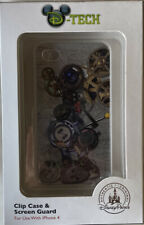 iPhone 4 or 4s Case Disney Park Cruise Authentic D-Tech EXTREMELY RARE!! NEW!!