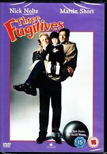 THREE FUGITIVES NICK NOLTE MARTIN SHORT DVD REGION 4