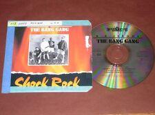 CD SINGLE 4 TITRES / THE BANG GANG / SHOCK ROCK / TRES BON ETAT