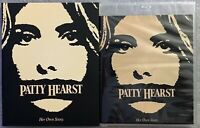 PATTY HEARST VINEGAR SYNDROME LIMITED EDITION BLU RAY + RARE OOP SLIPCOVER