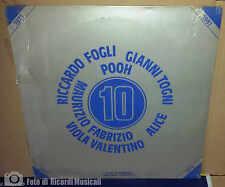 VARI - 10 (1971-1981) Riccardo Fogli Pooh Alice Togni Viola Valentino SIGILLATO