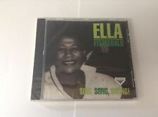 Ella Fitzgerald - Sing, Song, Swing! 1994 CD NEW & SEALED