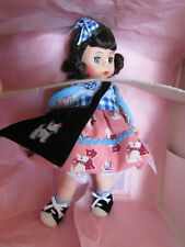 "Madame Alexander 8"" Doll Wendy Loves School Nrfb # 12086 1995-95"