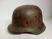 ORIG. Stahlhelm Wehrmacht M 35 2. WK WW2 mit Lotnummer steel helmet casque M 40