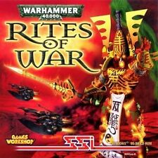 WARHAMMER 40,000 RITES OF WAR   a strategic challenge that will blow your mind