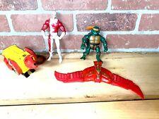 Vintage Toy Lot. G1 Transformers. Ninja Turtle. Marvel Legends. Power Rangers
