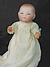 """EARLY DOLL BYE LO GRACE PUTNAM BABY 8"""" UNIQUE SIZING REBORN CHILD BLUE HOME SHOW"""