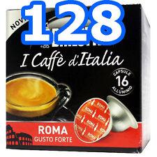 128 Capsule in alluminio Bialetti Mokespresso ROMA - Mokona Tazzona