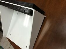 kicker motor bracket for swiming platform white with LIP