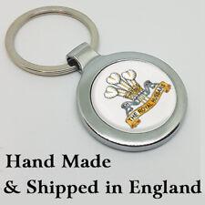 Royal Hussars Regiment (RHR) Key Ring - A Great Gift
