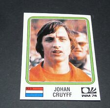89 JOHAN CRUYFF HOLLAND MÜNCHEN 74 FOOTBALL PANINI WORLD CUP STORY 1990 SONRIC'S
