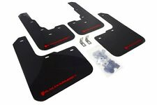 Rally Armor UR Black Mud Flap w/ Red Logo For 13-16 Dodge Dart