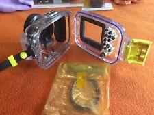 Original Sony marine Pack MPK-wa bajo el agua carcasa para dsc-w1 w5 w7 w12 w15 w17