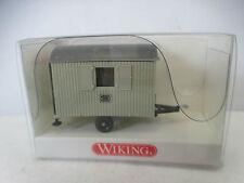 Wiking 1/87 SoMo Bauwagen der DB  WS7749