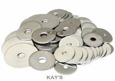 PENNY/REPAIR WASHERS A2 STAINLESS STEEL FOR BOLTS,SCREWS M4 M5 M6 M8 M10 M12