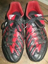 New listing adidas  traxion 753001 football soccer  shoes, sz 9 1/2, VGC