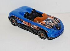 Hot Wheels BANE Die Cast Car (Batman)