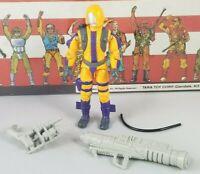 Original 1989 GI JOE H.E.A.T. VIPER V1 ARAH not complete UNBROKEN figure HEAT
