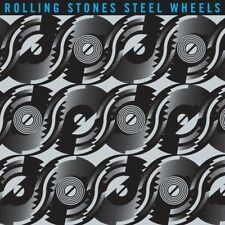 THE ROLLING STONES - STEEL WHEELS (2009 REMASTERED)  CD  12 TRACKS  ROCK  NEW+
