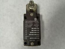 Schmersel MV7H-330 11Y Limit Switch ! WOW !