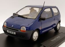 Norev 1/18 Scale Model 185291 - 1993 Renault Twingo - Outremer Blue