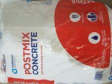 10 X Blue Circle Postcrete 20kg Post Mix (Just add water, fencing, post setting)