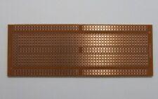 13x5 cm PCB Veroboard Prototype Stripboard Strip Vero Board breadboard 2.54 brw