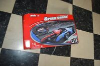 CIRCUIT A PILE SPEED CHASE  VOITURE COURSE ARTIN  FORMULE 1 ELECTRIQUE