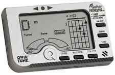 Qwik Tune GP1 Guitar Professor Tuner/Chord Finder
