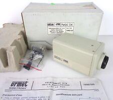 urmet domus 1090/103 ccd telecamera nuova con scatola, bianco e nero,