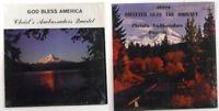 Christ's Ambassadors Quartet God Bless America Sweeter Gets Journey LP Records