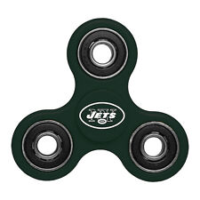 IN STOCK  !! New York Jets Three Way Fidget  Spinner Hand Toy Spinners NFL