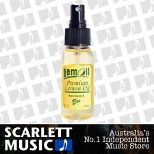 LEMOIL by Kwik Fret Lemon Oil. Fretboard & Instrument Cleaner KL6 Kwikfret