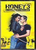 Honey 3: il coraggio di ballare - DVD bollino noleggio