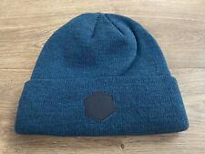 Neff Cuff Beanie Teal Green Blue Black One Size NEW!!