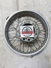 Honda XR350R 1983 rear wheel rim hub 2.15x17 XR500R XR600R 1984 1985 1986 1987 .