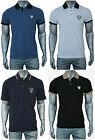Uomo Emporio Armani EA7 Polo Tshirts Maglietta 4 Colore S-M-L-XL-XXL Nuovo #3