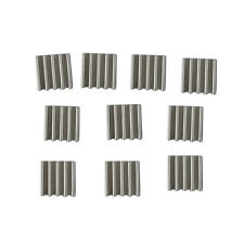 10pcs Heatsink Aluminium Cooler with 3M  Pads  Raspberry ABD028
