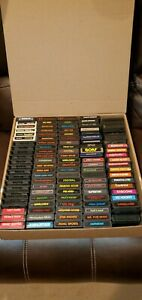 Atari 2600 Cartridge Lot of 109