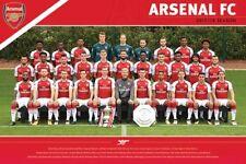 Arsenal FC - Team 2017/18 Season POSTER 61x91cm NEW